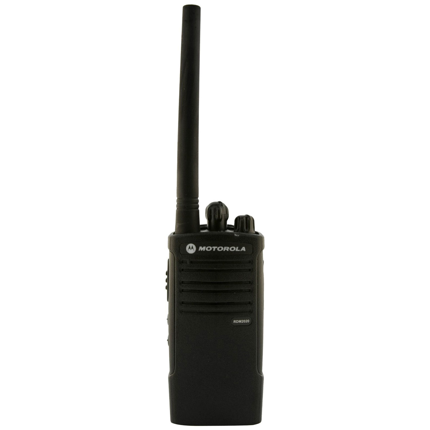 Two way radio microphone